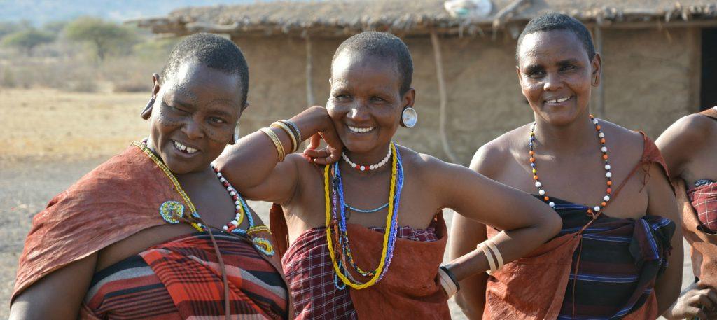 women datoga tribe