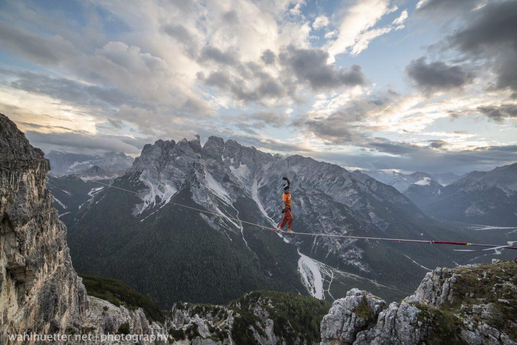 highline monte piana