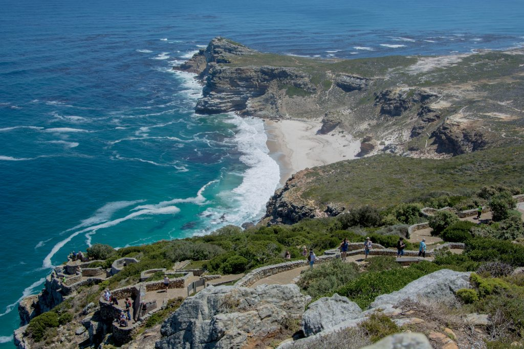 Cape of good hope viewpoint
